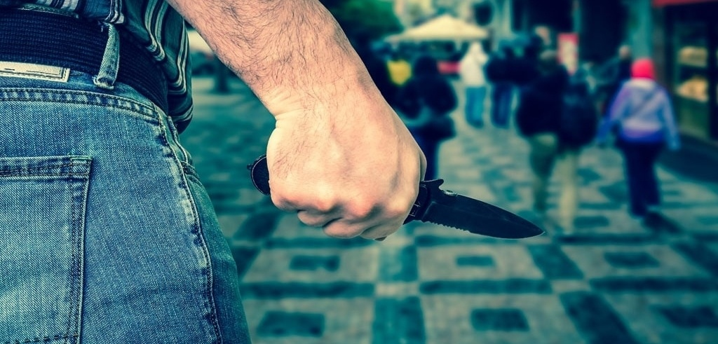 knife awareness course